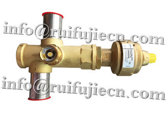 ETS25 Electronic Expansion Valve For Air Conditioner
